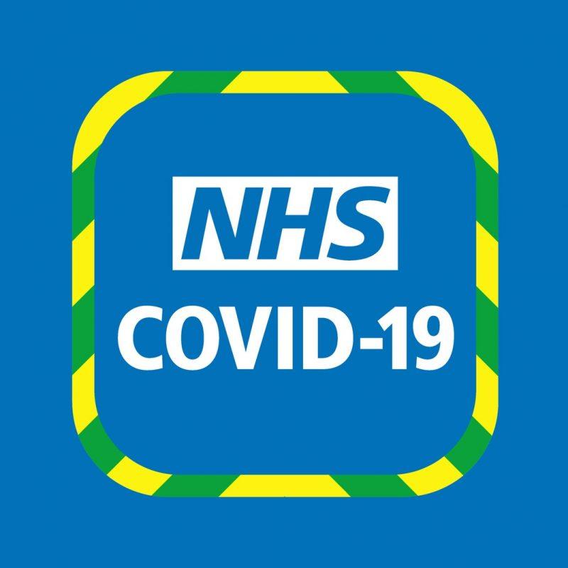 NHS COVID-19 logo